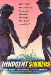 Innocent Sinners 1958 DVD - June Archer / Christopher Hey